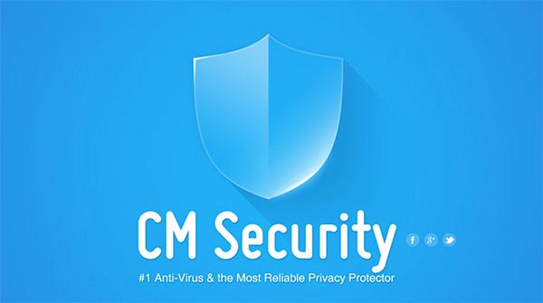 Phần mềm diệt virus cho iPhone CM Security