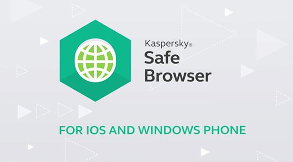 Phần mềm Kaspersky Safe Browser
