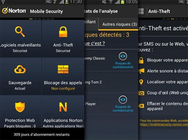 Phần mềm diệt virus Norton miễn phí cho iPhone