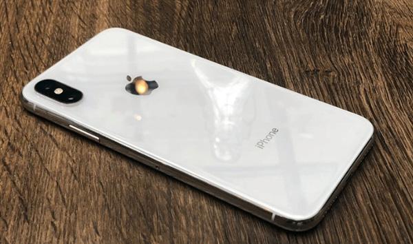 Đặt iPhone nằm úp xuống