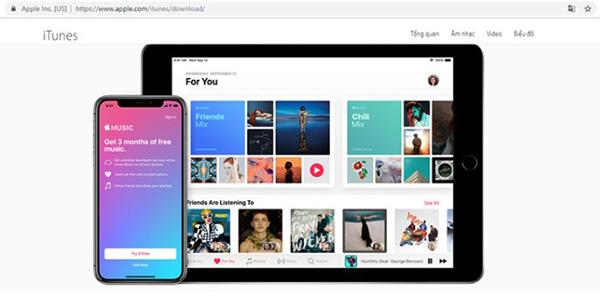 Hướng dẫn đồng bộ hóa iPhone với máy tính qua Wifi