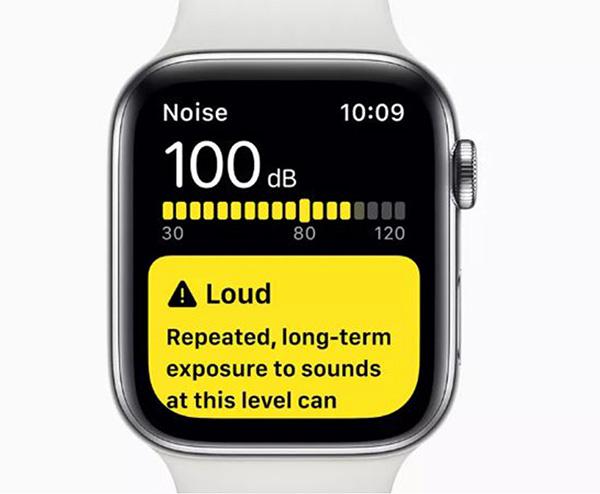 Tính năng phát hiện và cảnh báo tiếng ồn