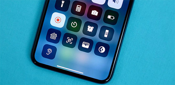 Hướng dẫn cách quay màn hình iPhone không thu tiếng