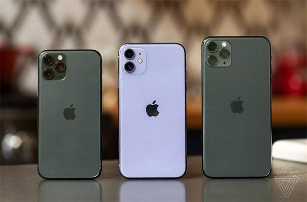 iPhone 11, 11 Pro và 11 Pro Max (2019)