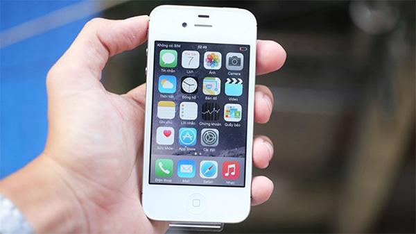 iPhone 4 và 4s (2010 và 2011)