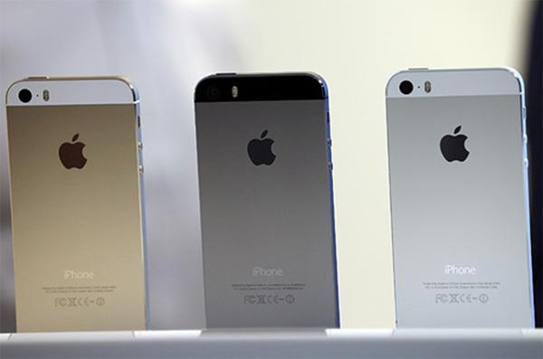 5. iPhone 5, 5s và 5c (2012 và 2013)