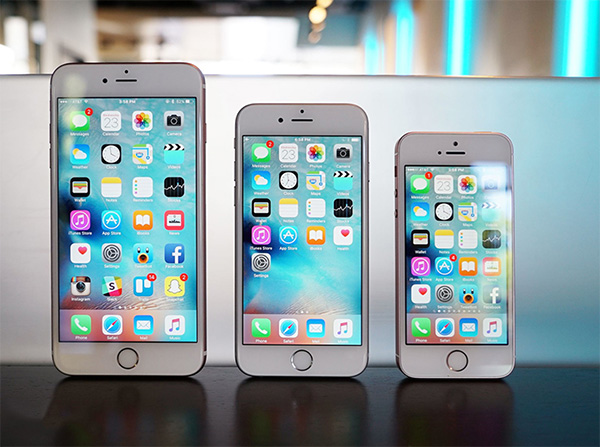 iPhone 6/6 Plus và 6s/6s Plus (2014)