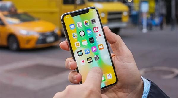 Kiểm tra tính năng cảm ứng trên màn hình iPhone
