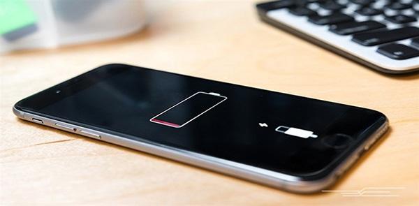 Sử dụng kiệt pin rồi mới sạc là một trong những sai lầm khi sử dụng pin điện thoại