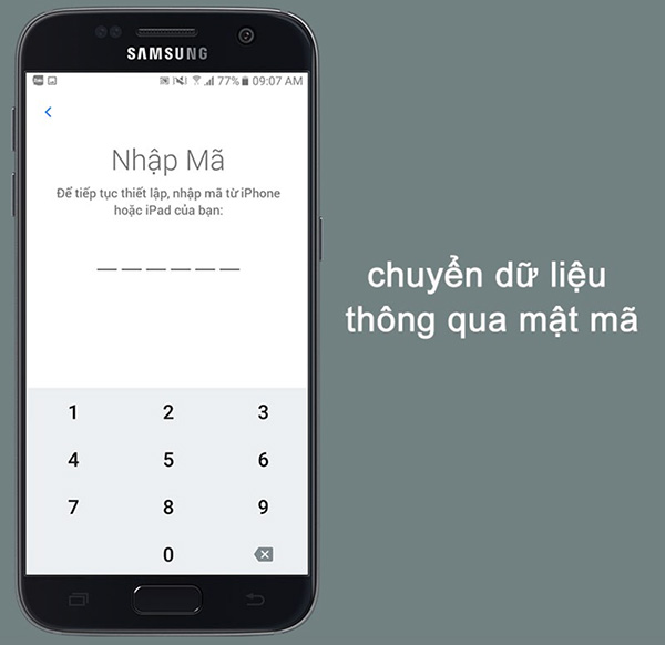 Cách chuyển danh bạ từ iPhone sang Android bằng Move to iOS (2)