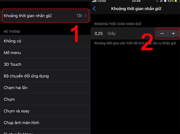 Tắt màn hình iPhone bằng nút Home ảo nhanh chóng (2)