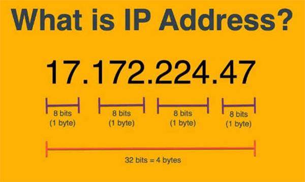 Địa chỉ IP là gì và nguyên nhân lỗi không tìm thấy máy chủ trên iPhone?