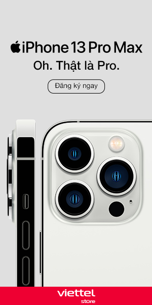Đăng ký nhận thông tin iPhone 13 Pro Max