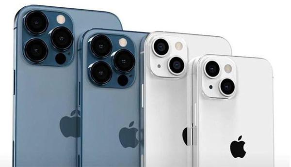 iPhone 13 series với 4 phiên bản.