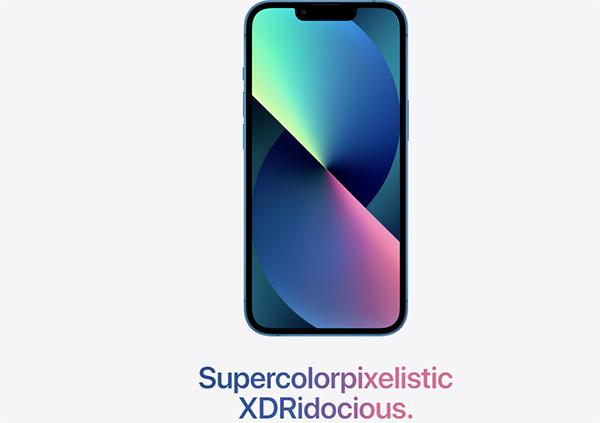 iPhone 13 được trang bị màn hình tốt hơn iPhone 12.